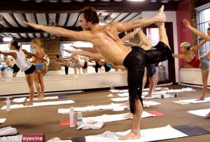 yoga picture - Fountain of Youth