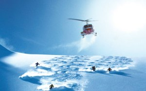 helicopter skiing canada